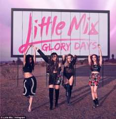 little mix Glory Days CD £5 sainsbury. Instore and Online.
