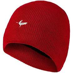 Seal Skinz / Sealskinz beanie hat in red. Size large/xl with prime for £9 (or + £3.99 non Prime) @ Amazon