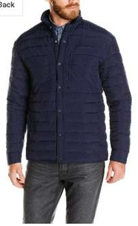 French Connection quilted coat @ Amazon. free super saver delivery