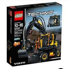 Lego Technic 42053 £54.97 with free C&C with Asda Direct