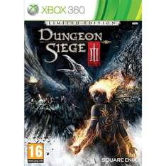 Dungeon Siege III (Xbox360) £2.00 (Pre Owned) (Instore or + £2.50 P&P) Backward Compatible Xbox 1 £11.99 on Store @ CEX