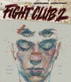 Fight Club 2 Graphic Novel (Hardcover) £14.24 Delivered @ Amazon