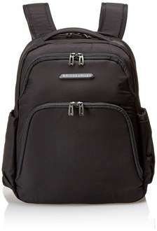 Briggs & Riley Business Backpack, 20L, Black £55.60 @ Amazon