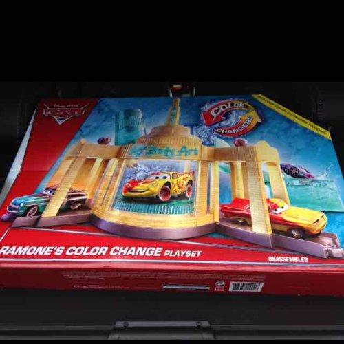 Disneys Cars Ramones colour change £3.75 @ Wilko - Hartlepool