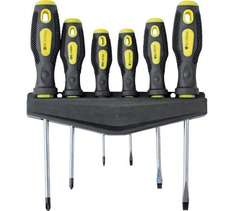 Challenge Xtreme 6 Piece Screwdriver Set £2.99 Argos