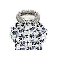 F&F floral print padded jacket at Tesco Direct was £16 reduced to £8.50!!!