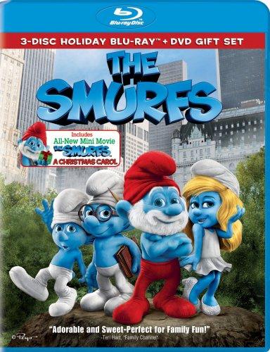 The Smurfs Bluray +DVD £1 at poundland