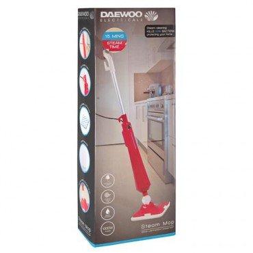 Daewoo Steam Mop - £7.50 @ POUNDLAND