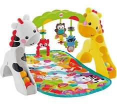 Fisher Price Newborn to Toddler Play Gym (was £56.99) Now £24.99 + Free C&C at ELC