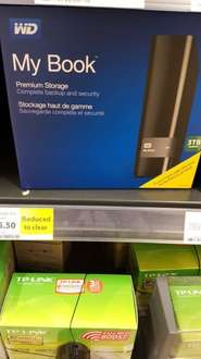 huge clearance western digital hard drives reduced to clear £46 @ tescos  instore