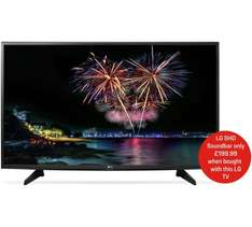 LG 43LH570V 43 Inch Full HD Smart LED TV £295 @ Argos