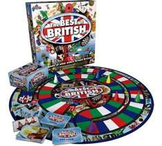 The Best of British Board Game - was £24.99 now £10.44 @ Tesco (Free C&C) / Amazon (Prime)