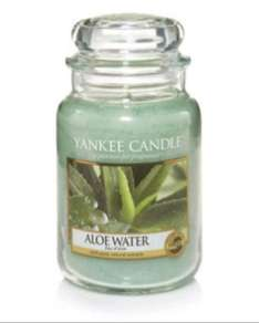 large Yankee candle Aloe water £10 instore @ Boots