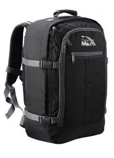 Cabin Max Metz 44l flight approved hand luggage backpack (Ryanair/easyjet etc) 44L - £27.99-£29.99 Delivered @ Amazon
