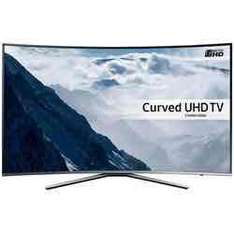 Samsung UE49KU6500 49 Inch Curved 4K Ultra HD HDR Smart TV £569.97 @ Appliances Direct