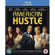 American Hustle Blu-Ray @ Amazon £3.15 (Prime)