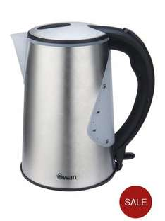 Swan kettle half price £14 at Very.co.uk
