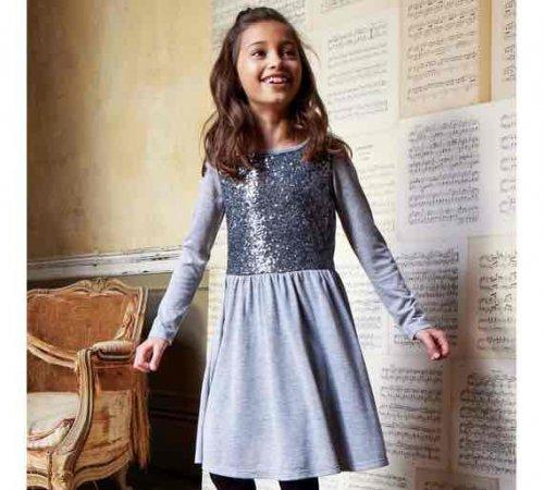silver sequin dress £2.80 Argos (add to basket)