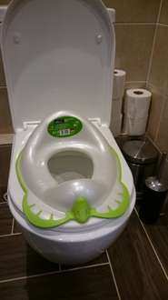 MIOMARE Kids' Potty or Toilet Seat £2.99 @ Lidl