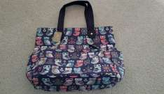 Ladies owl bag £6.60 at Accessorize