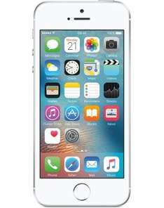 Apple iPhone SE 64gd £20.99 a month  unlim mins 1gb - £25 up front £528.76 mobiles.co.uk