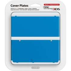 Basic colour new3ds cover plates still £5.99 @ Nintendo + £1.99 postage (free p+p with £20 spend)