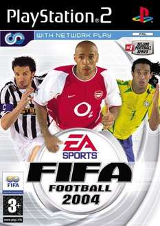 FIFA Football 2004 | Amazon 50p prime / £2.49 non prime (Used)