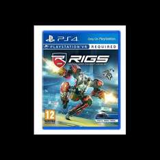 RIGS PS4 (Virtual Reality) £15 @ Tesco Direct (Free C+C)