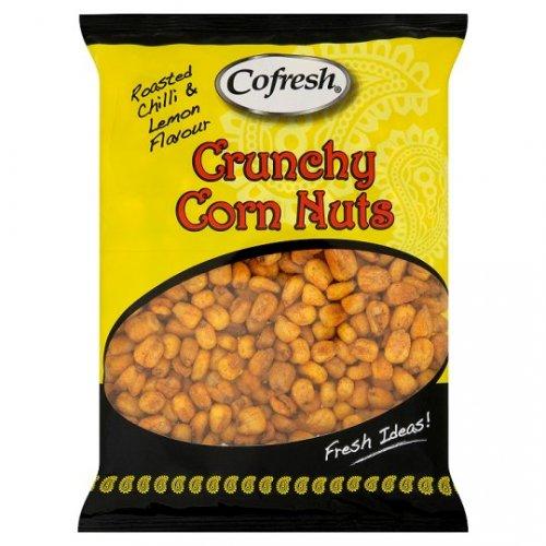 Cofresh Chilli & Lemon Crunchy Corn Nuts 175g for 60p @ Sainsburys