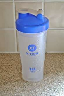 X-Tone Shaker with wire ball 89p @ Home Bargains