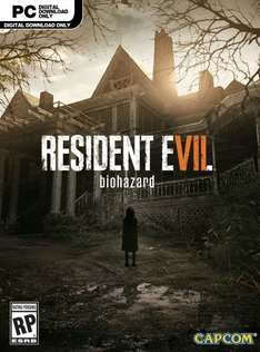 Resident Evil 7 - Biohazard PC £26.99 @ CD Keys