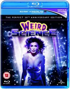 [Blu Ray] Weird Science 30th Anniversary Edition (with UltraViolet Copy) - £4.03 - Zoom