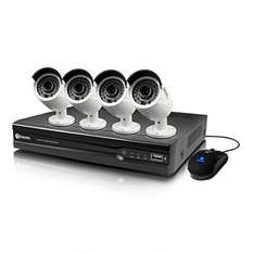 Swann NVR and 4 4MP Cameras £449.99 @ Amazon