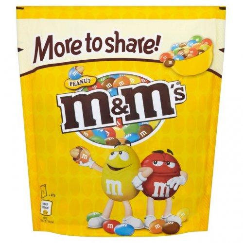 M&M's Peanut (300g) was £2.97 now £1.50 @ Morrisons