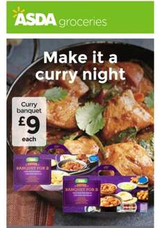 ASDA Special offers in selected stores from £5