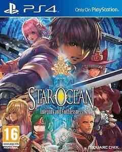 Star Ocean Integrity & Faithlessness (PS4) £14.99 @ ebay via play-uk
