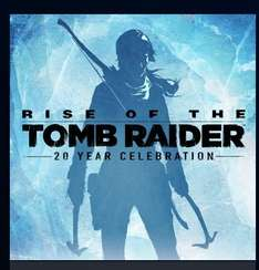 Rise of the Tomb Raider: 20 Year Celebration demo for PS4