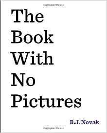 The Book With No Pictures £2.10 (Prime) @ Amazon