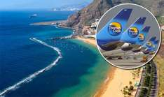 East mids - Tenerife from £40 return @ Thomas Cook