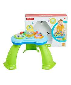 Fisher Price Musical Ocean Friends Table £14.99 @ Mothercare (£1.50 C&C)