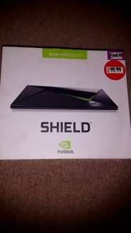 nVidia Shield 16GB android TV £99.99 instore @ Game
