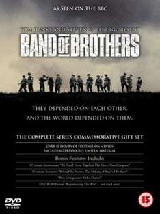 Band Of Brothers: Complete Series - 3.89 [Used DVD] @MusicMagpie