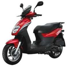 Sym Symply 50 from £1199 @ sym uk (Ride on car licence if passed test before march 2001)