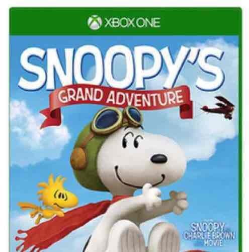Snoopy's Grand Adventure (Xbox One) £9.99 @ Grainger Games