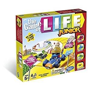 Game of Life Junior £6.64 (Prime) / £11.39 (non Prime) at Amazon