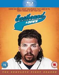 Eastbound and Down Seasons 1, 2, 3 Blu-Ray £4.99 each with free P & P @ The Entertainment Store on Ebay