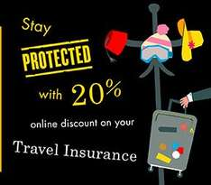 Amex Travel Insurance - stacked discounts with Amex Cards