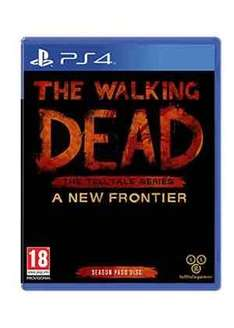 The Walking Dead - Telltale Series: The New Frontier (PS4/Xbox One) £19.84 @ Base