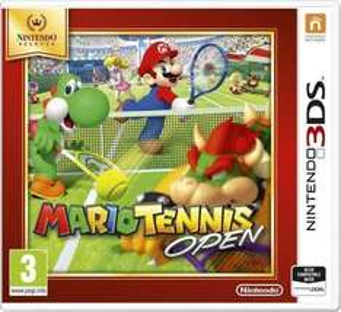 Mario Tennis Open 3DS - £10 @ Asda Instore (Queslett)