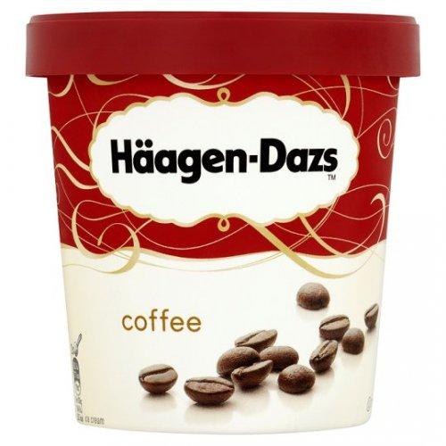 Haagen Dazs 500ml - Coffee, Baileys and Honey & Walnut varieties 59p at Sainsbury Grimsby